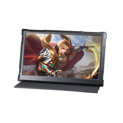 China WQHD Picture UHD PS4 Slim Portable Screen With Full Function Type C Port supplier
