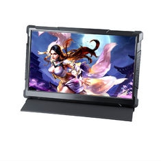 China FHD 120Hz Portable Console Gaming Monitor , Driverless Xbox One Travel Screen supplier