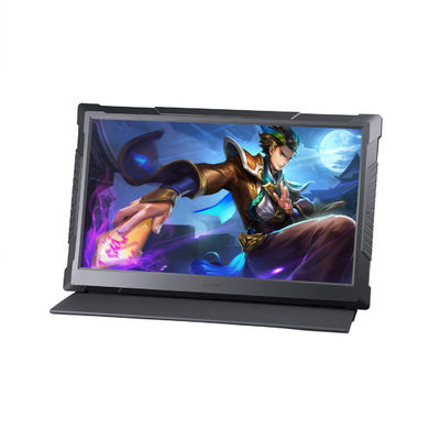 High Brightness 4K Portable Monitor For Gaming Consoles And Desktop PC