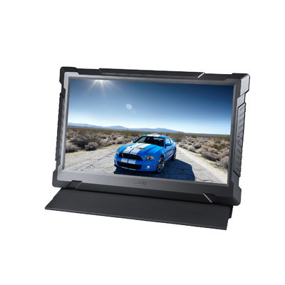G-STORY 13.3 Inch 4K Portable Monitor With HDMI Input Dual UHD Picture
